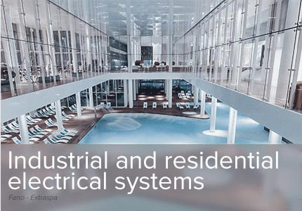 Industrial and residential electrical systems